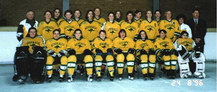 Women's Hockey in Australia